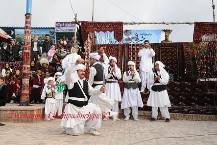 رقص شمشیر سیستان